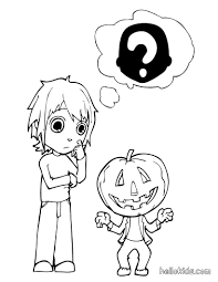 cute pumpkin coloring pages hellokids com