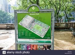 Midtown Manhattan Map Manhattan New York City Nyc Ny Midtown Bryant Park Public Park Map