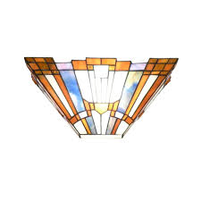 Art Deco Wall Sconces Wall Sconce Tiffany Art Deco Chandeliers