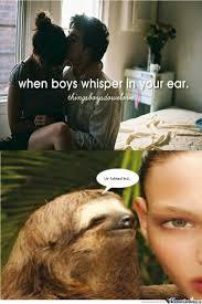 Asthma Sloth Meme - rmx things sloths do we love by potatis meme center