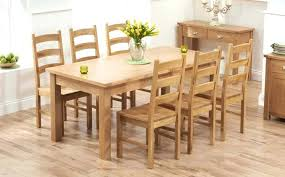 Light Oak Dining Room Sets Light Oak Dining Room Sets Jcemeralds Co