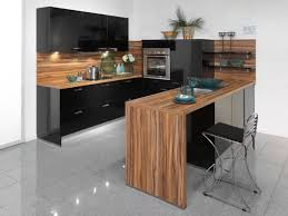 black gloss kitchen ideas zebrano wood kitchen cabinets solid wood kitchen tops for
