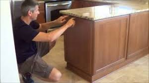 kitchen cabinet ends how to add applied doors as end panels for rta cabinets cabinet joint