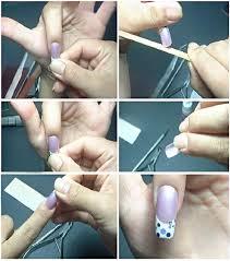 12pcs design french full cover false nails red 14 tmart