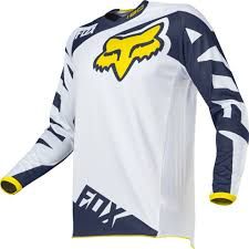 youth motocross gear clearance fox racing 2016 youth 180 race se jersey white yellow available at
