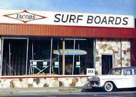 old jacobs surf shop in hermosa beach calif vintage surf photos