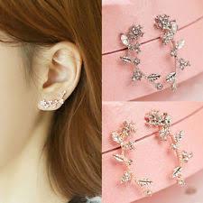 ear climber earrings ear vines jewelry watches ebay