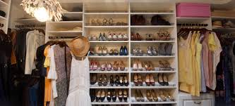 Walk In Wardrobe Design Interior Magnificent Black And White Walk In Closet Design Ideas