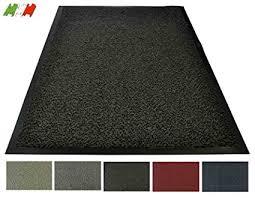 tappeti asciugapassi nevada zerbino tappeto asciugapassi grigio antracite 60x90 cm