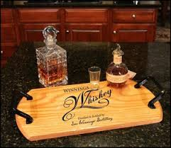 personalized trays serving trays buyoakbarrels