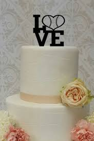 baseball wedding cake toppers modest ideas baseball wedding cake topper fanciful san francisco