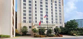 Comfort Inn Demonbreun Nashville Embassy Suites Nashville At Vanderbilt University Hotel