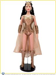 amazon warrior tonner dc stars collection character figure doll wonder woman
