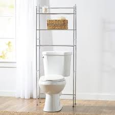 Over The Toilet Ladder 22 Organization Products That U0027ll Make Your Bathroom A Much Better