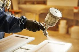 spray paint for kitchen cabinet doors how to spray paint kitchen cabinets