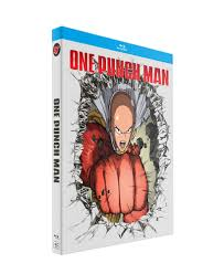 one punch man punch man blu ray