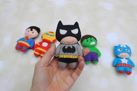batman doll superhero ornament dc comics batman plush the
