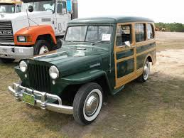 willys jeepster interior 1947 willys overland jeep station wagon woodie woody jeepers