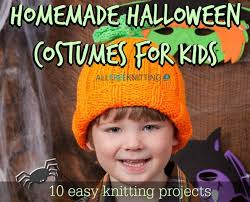 Halloween Costumes 2014 Happy Homemade Homemade Halloween Costumes For Kids 10 Easy Knitting Projects