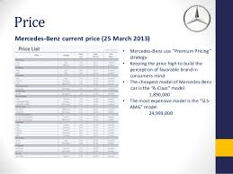mercedes pricing eos mercedes
