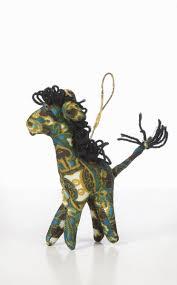 giraffe ornament jacaranda community