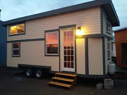 Tiny Home Builder Willamette Farmhouse With Upgrades As Featured On Hgtv U0027s