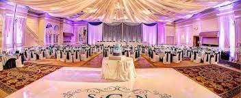 wedding venue backdrop event lighting