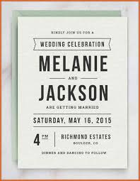 formal invitation formal invitation template resume name