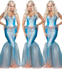 Halloween Mermaid Costume Compare Prices On Adults Mermaid Costume Online Shopping Buy Low