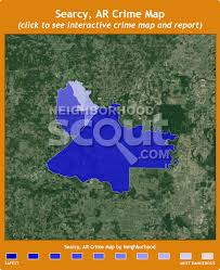 us map searcy arkansas searcy crime rates and statistics neighborhoodscout