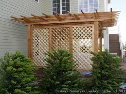 patio privacy screens ideas lattice 13935 1024 768 decorative