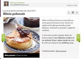 journal des femmes cuisine cuisiner journal des femmes 100 images cuisine recettes