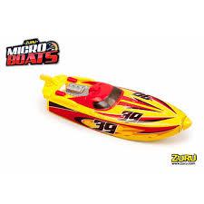 zuru micro boats racing track playset big w
