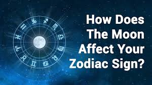 how does the moon affect your zodiac sign