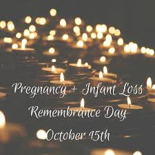 Infant Loss Candles Pregnancy And Infant Loss Remembrance Day October 15th