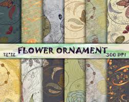 organic ornaments etsy