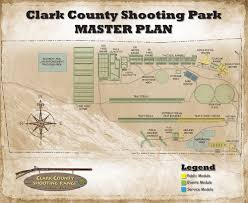 Nevada County Map Shooting Complex Master Plan