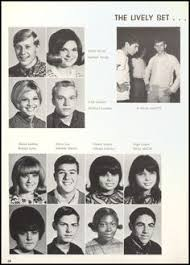 high school yearbooks from the past rip torn honored at school reunion from my big
