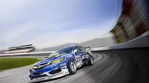 Acura Ilx Performance Acura Ilx Endurance Race Car Revealed For New York