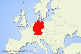 map of gemany germany maps by freeworldmaps net