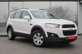chevrolet captiva 2011 used chevrolet captiva lt for sale motors co uk