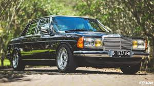 daned soedjito 1986 mercedes benz w123 280e custom w123