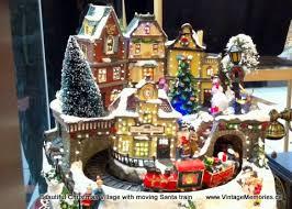 christmas villages vintage memories christmas villages