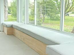 how to build a window seat under window bench seat storage build a custom window bench