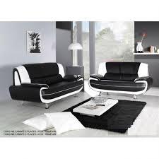 canape blanc noir photos canapé blanc et noir