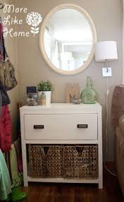 Entryway Table With Baskets Great Contemporary Small Entry Table With Regard To Property Ideas