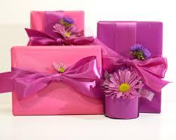 purple gift wrap pretty present custom gift wrapping service eugene oregon