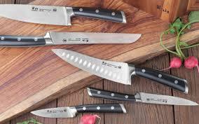 cangshan s series 12 piece german steel knife block set u0026 reviews
