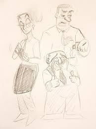 ω u2014 just a rough sketch of my humanization of the