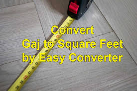 800 Square Feet In Square Meters Convert 1 Gaj To Square Feet Gaj To Sq Ft By Easy Converter